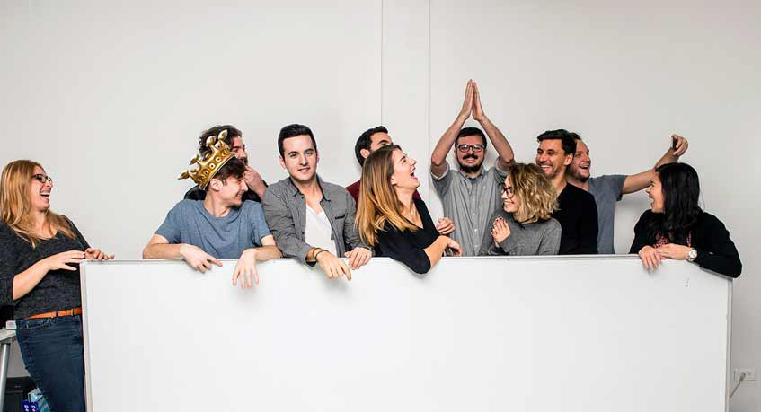 Tuio Team Pic Digital Agency