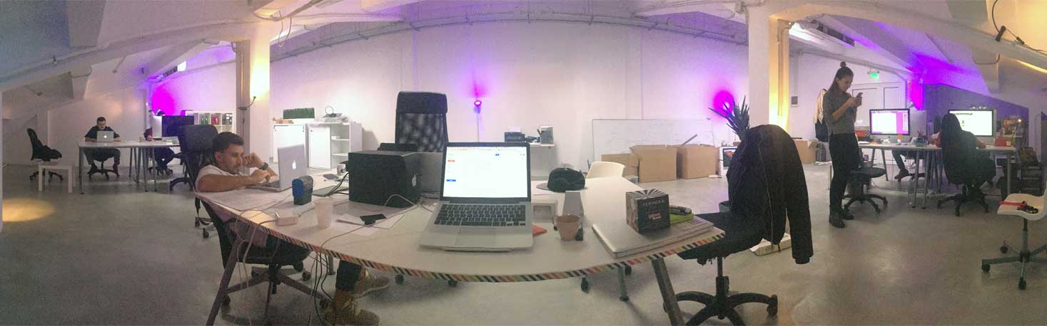 Tuio Office Panorama